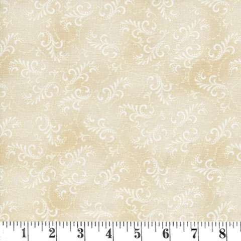 AD323 Welcome Home - Cream Swirl