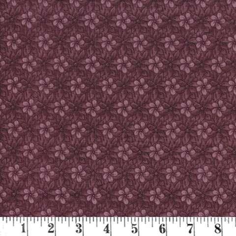 AD349 Conestoga Crossing - Reproduction - Purple