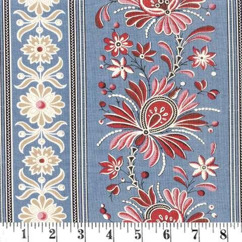 AD356 Pondicherry - Clochette - French Blue
