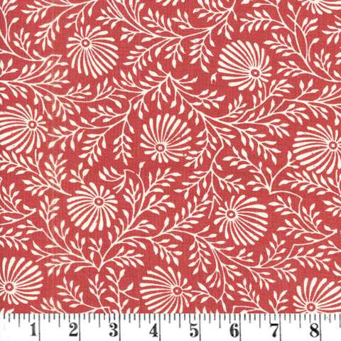 AD360 Pondicherry - Cluny - Indian Red