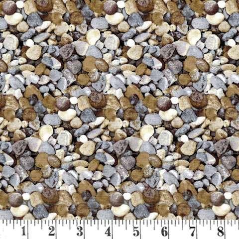 AD383 Naturescapes - Stones