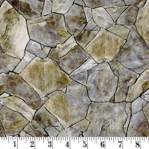 AD384 Naturescapes - Grey Slate