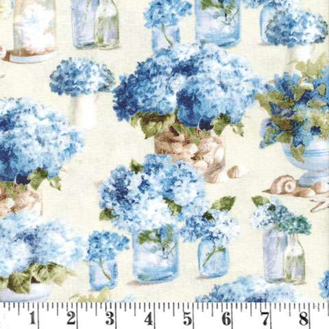 AD399 Coastal Bliss - Pale Green Floral
