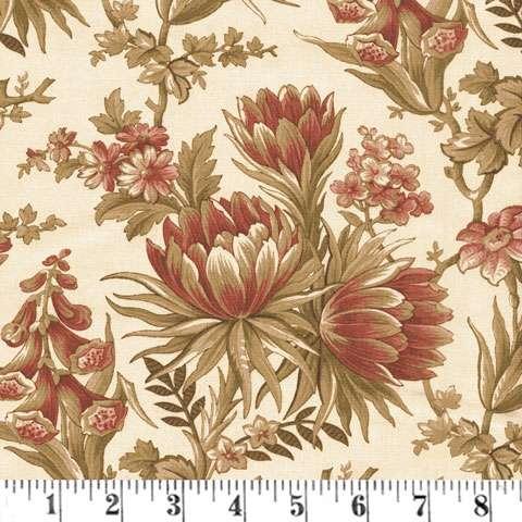 AD418 Coral Bells - Linen