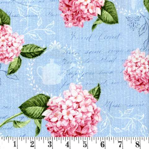 AD436 Pink Lady - Large Lilacs