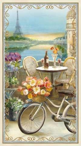 AD450 Le Cafe' - Panel 60cm