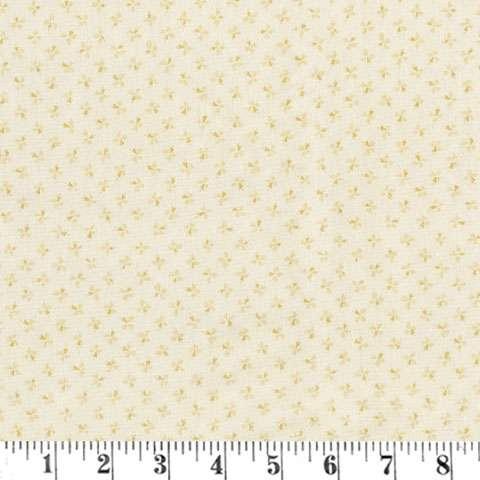AD466 Silver Linings - Pinwheel - Cream