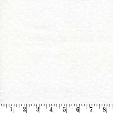 AD470 White on White - Soft White Solitaire