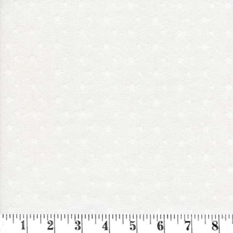 AD471 White on White - Whisper White Daisy