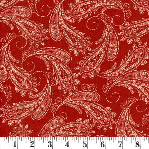 AD483 Ranch Hands - paisley