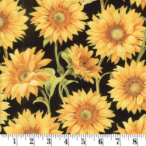 AD527 Follow The Sun - Sunflowers