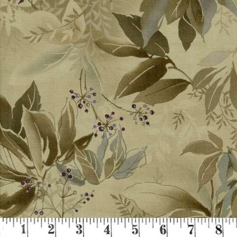 AD589 Serenity - Leaves