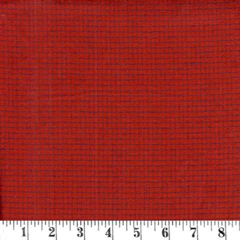 AD597 Liberty Gatherings - Woven - Red