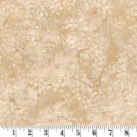 AD614 Batik Handpaint - Cream