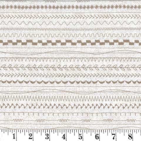 AD635 Maven - Stitches - Taupe
