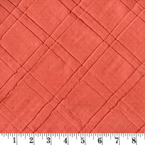 AD650 Pin Tucked - Rose