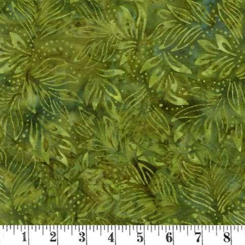 AD710 Bali Handpaint - Pine Color