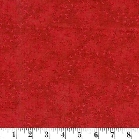 AD714 Folio Vines - Red