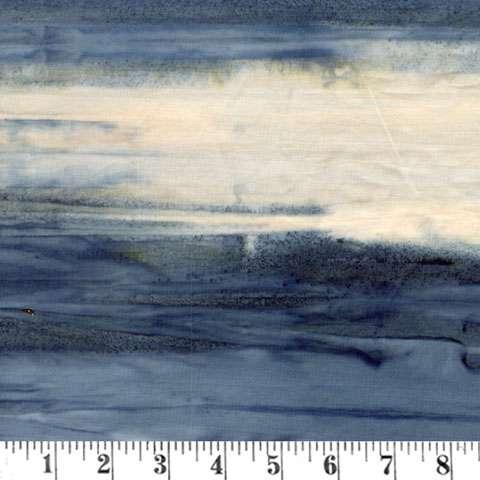 AD761 Batik - Dyed Plain Weave Col 51