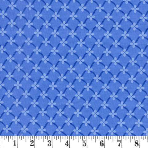 AD770 Serenity - petite flowers (Fabric)