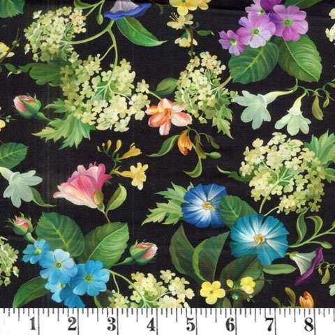 AD772 Catherine - Digitally Printed Fabric