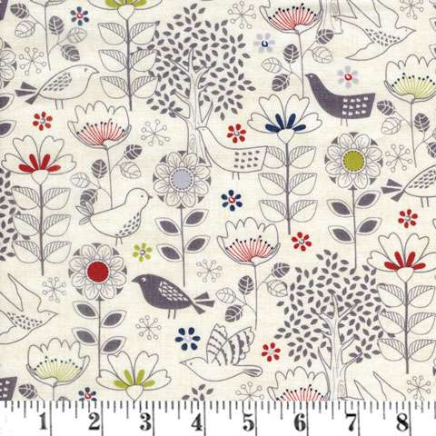 AD808 Wildwood - Forest (Fabric)