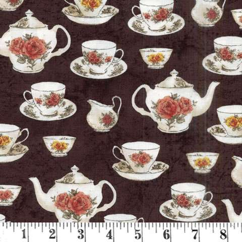 AD824 Afternoon Tea - Tea Cups
