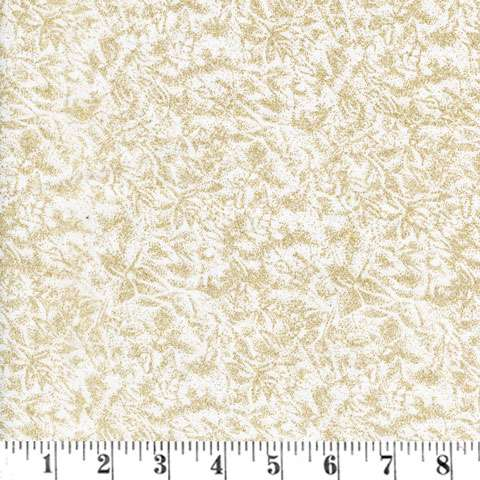 AD859 Fairy Frost - Gold Bling