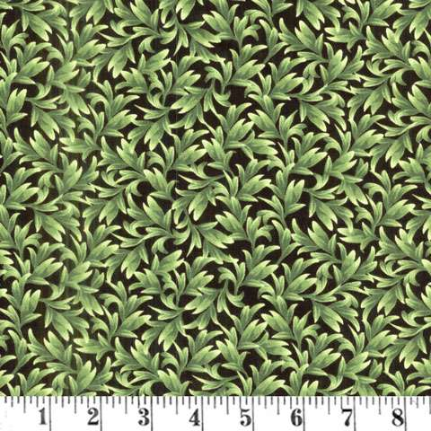 AD868 Wild Orchid - Leaves