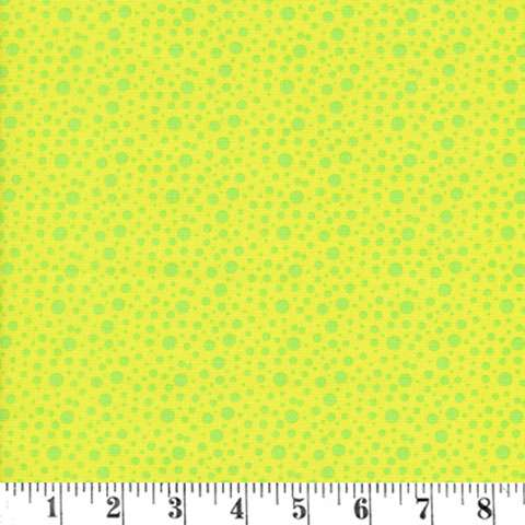 AD924 Monster Trucks - Yellow/Green Spots