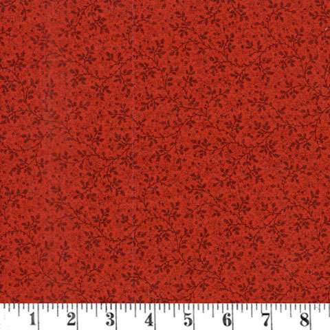 AD943 Extra Wide Backing - Traditional Backer - Red