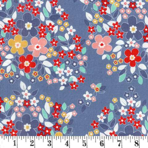 AD997 Forget Me Not - Main Blue