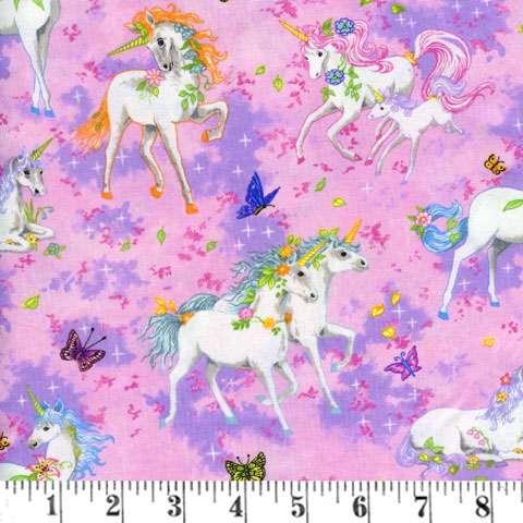AE010 Pretty Please - Unicorn