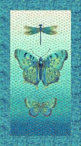 AE045 Flight of Fancy - Butterfly Panel