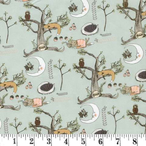 AE084 Hushabye Hollow - Woodland Scene - Breeze preview