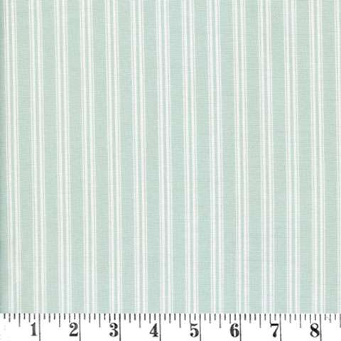 AE085 Hushabye Hollow - Ticking Stripe - Breeze preview