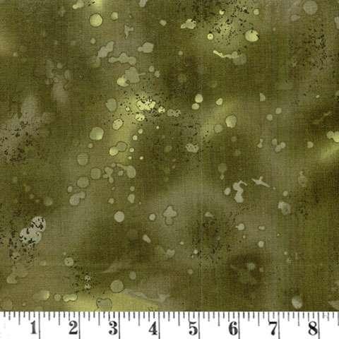 AE093 Fossil Fern - Deepest Moss