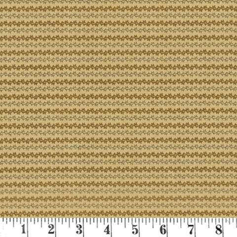 AE110 Timeless - Coral Stripe - Tan