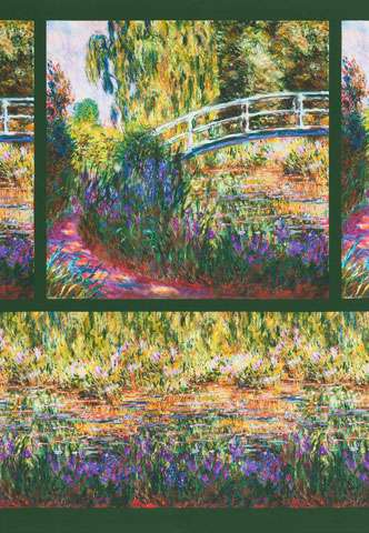 AE154 Claude Monet - Digitally Printed 60cm Panel preview