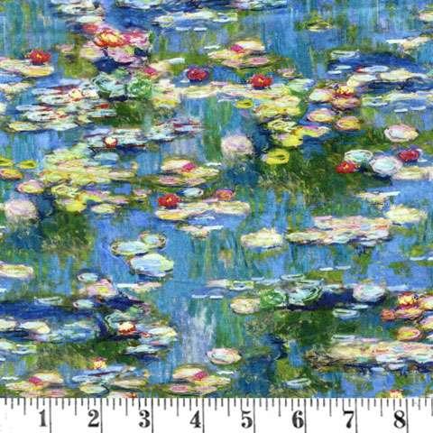AE155 Claude Monet - Water - Digital Print