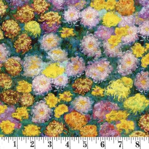 AE156 Claude Monet - Garden - Digital Print