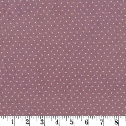 AE172 Mas D'Ousvan - Dots Purple/Tea preview
