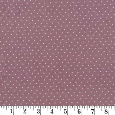 AE172 Mas D'Ousvan - Dots Purple/Tea