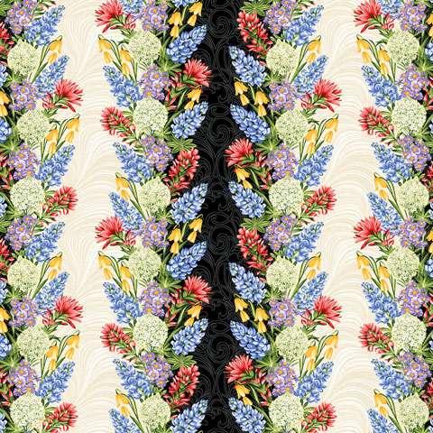 AE213 A Wildflower Meadow - Border