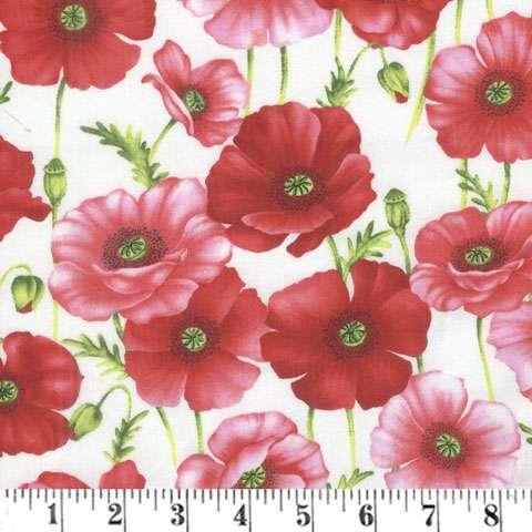 AE233 In Bloom - Poppy