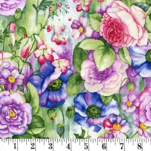 AE236 In Bloom - Garden