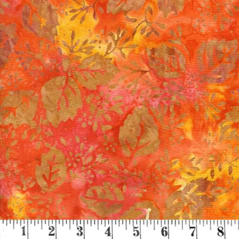AE280 Batik - Botanica