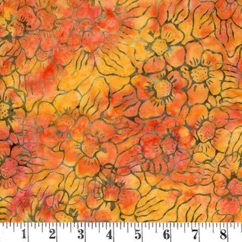AE281 Batik - Botanica