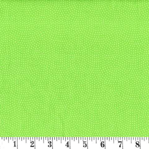 AE294 Lime Spin - Spots