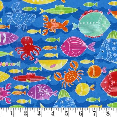 AE309 Alpha Fish - Characters